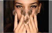 Futerkowe paznokcie - te wzory są całkiem sensowne. Może dacie się przekonać?