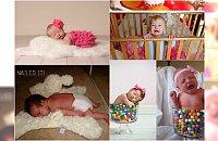 Rodzice chcieli mieć pomysłowe fotki jak z Pinteresta, dzieci raczej nie. Ech, życie...
