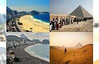 Wakacyjne oczekiwania vs. rzeczywistość. Zobacz, jak naprawdę wyglądają wakacje typowego turysty!