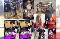 Te dzieciaki przywracają wiarę w ludzi... Niesamowite zdjęcia, które skradną Twoje serce!