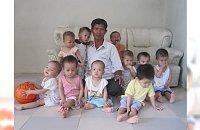 Przez kilkanaście lat chował dzieci z kliniki aborcyjnej, a te którym pozwolono żyć, brał do siebie. Miał ponad 100 potomstwa.