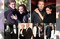 22 pary, które udowadniają, że PRAWDZIWA MIŁOŚĆ może przetrwać nawet w show-biznesie! Zobaczcie o kogo chodzi! Lubicie ich?