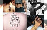 Tatuaże z znakiem zodiaku: 15 najpiękniejszych wzorów dla LWA!