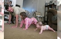 Myślisz, że mężczyzna nie potrafi zająć się dzieckiem? Drogie Panie obalamy ten mit! Zobacz co oni robią dla swoich dzieci...