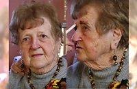 Babcia pokazuje, jak zrobić sobie makijaż! Ale coś poszło nie tak. Hit sieci!
