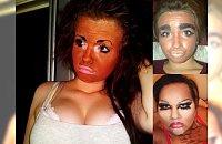 Najgorsze makijaże, jakie kiedykolwiek powstały!!! Co te kobiety ze sobą zrobiły?! KOSZMAR!