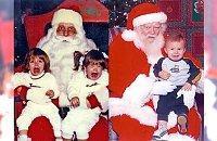 Dzieci wcale nie lubią Świętego Mikołaja! I ta galeria udowadnia to najlepiej