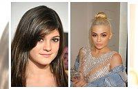 Jak przez lata zmieniła się Kylie Jenner? Ogromna metamorfoza !