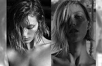Anja Rubik pozuje TOPLESS na Instagramie. Wymyśliła sprytny sposób na obejście cenzury