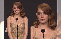 NAJWIĘKSZA WPADKA na Oscarach! Ogłoszono zwycięzców, a potem okazało się, że to POMYŁKA! Najlepsza reakcja Emmy Stone!