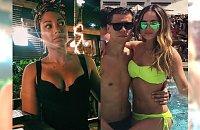 Patricia Kazadi pozuje w bikini w Tajlandii. Komentuje Marina! Co napisała?