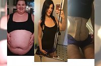 Ważyła 187 kilogramów i myślała, że dieta odmieni jej los. Teraz schudła i jest ZAŁAMANA!