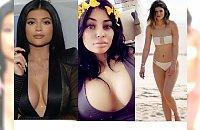 Piersi Kylie ciągle rosną!
