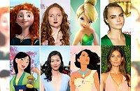 WOW, co za cudowna 15-stka! Oto modelki, które wyglądają dokładnie jak gwiazdy Disney'a! To trzeba zobaczyć!