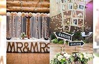 Udekoruj salę weselną inaczej niż wszyscy - wielka galeria fantastycznych inspiracji