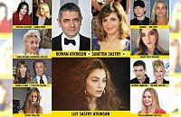 13 córek gwiazd, które są nie mniej urocze niż ich rodzice! Fani na całym świecie nie kryją zachwytu!