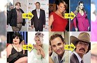 14 zdjęć gwiazd, które niewyobrażalnie schudły! Jesteśmy w SZOKU!
