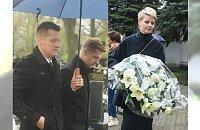 """Pogrzeb Witolda Pyrkosza. Aktorzy z """"M jak miłość"""" żegnają wybitnego artystę"""
