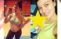 Znana trenerka pokazała nowo narodzonego syna! Jedna rzecz przyciąga uwagę.