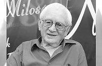 NIE ŻYJE Witold Pyrkosz. Aktor miał 90 lat