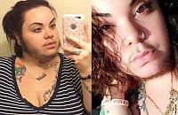 """Alma Torres nie goli twarzy od 8 miesięcy, bo... postanowiła żyć jako """"KOBIETA Z BRODĄ"""". Co na to jej chłopak?"""