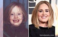 Zdjęcia, od których ciężko się oderwać! Zobacz, jak wyglądały znane gwiazdy, kiedy były dziećmi! Bardzo się zmieniły?