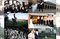 18 par nowożeńców, które nie mogą pochwalić się nudnymi zdjęciami z wesela! Zdjęcia nr 2 i 11 wygrywają!