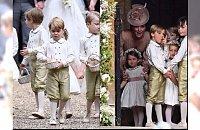Dzieci skradły show na ślubie Pippy Middleton! Musicie zobaczyć księcia George'a i księżniczkę Charlotte!