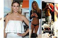"""Małgorzata Majdan promuje """"Perfekcyjne maniery"""" na Targach Książki. Internauci pytają o jej ROZNEGLIŻOWANE ZDJĘCIA z Instagrama..."""