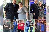 """Te pary postanowiły schudnąć i prezentują swoje SPEKTAKULARNE metamorfozy! Porównaj zdjęcia """"PRZED"""" i """"PO""""! [TO NIE PHOTOSHOP!]"""