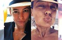 Anna Mucha pozuje topless na Instagramie! Nie zgadniecie, co chciała pokazać!