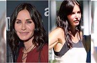 Courteney Cox odstawiła botoks i wypełniacze. Zobaczcie, co stało się z jej twarzą!