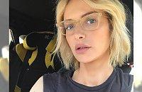 Magdalena Mielcarz ma nową fryzurę! Ale to sposób, w jaki ją zrobiła, zwraca uwagę