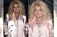 """Magda Gessler na imprezie """"Party"""". Miało być retro i """"sexy"""", a wyszło... pidżama party?"""