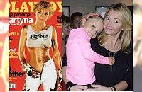 """Martyna Wojciechowska o swoich NAGICH ZDJĘCIACH w """"Playboy'u"""": Pokazuję ten numer swojej córce"""