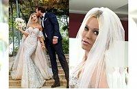 """Doda niedawno wzięła ślub. A pamiętacie suknię, w której miała powiedzieć """"tak"""" Emilowi Haidarowi?"""