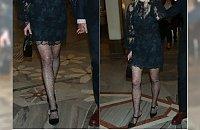 Ta znana blondynka ma 61 lat! Zgadniecie, czyje to nogi?