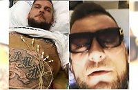 """Popek trafił do szpitala! """"Zacząłem się zataczać, wymiotowałem"""". ODEJDZIE z """"Tańca z Gwiazdami""""?!"""