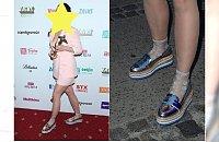 Fryderyki 2018: Kto się tak ubrał? Te buty będą BARDZO MODNE w tym sezonie! Stylowe?