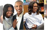 Michelle Obama pokazała zdjęcie ze swojego ślubu! Ładną miała SUKNIĘ ŚLUBNĄ?
