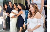 Eva Longoria kibicuje Meksykowi! Pokazała zdjęcie z nowo narodzonym synem! Zdradziła też jego imię