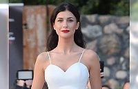 Ewa Mielnicka wystąpiła w swojej sukni ślubnej na pokazie! Wreszcie widać ją w całej okazałości. PRZEPIĘKNA!