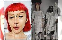 Veronica Blades, koleżanka Adama Curlykale, USUNĘŁA ŻEBRA i przerobiła uszy na elfie! Pokazała efekt