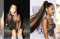 Ariana Grande przefarbowała włosy na lodowy-niebieski! Hit czy kit?