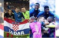Mundial 2018: Dziś finał Francja-Chorwacja! Komu kibicujecie?