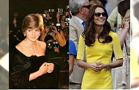 Wybierając ten klejnot księżna Diana wywołała SKANDAL! Teraz należy do Kate Middleton. Której z nich bardziej z nim do twarzy?