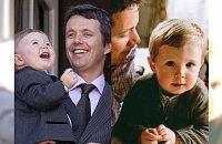 Z tego uroczego chłopczyka będzie przystojny MONARCHA! Mały książę Danii właśnie przestał być dzieckiem i szykuje się do rządzenia krajem