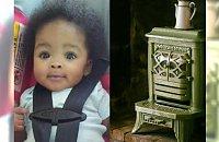 Współczesna Baba Jaga UPIEKŁA 20-miesięczną wnuczkę w PIECU! Teraz mama dziewczynki zbiera datki na pogrzeb dziecka
