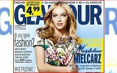 """Magdalena Mielcarz """"Kobietą Roku Glamour""""!"""