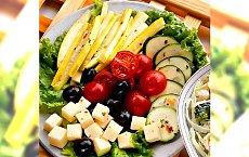 Szybka sałatka do potraw z grilla - smacznie i zdrowo!